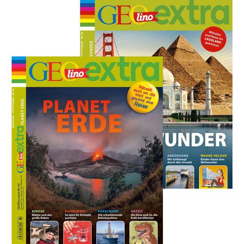 GEOlino extra Themenpakete