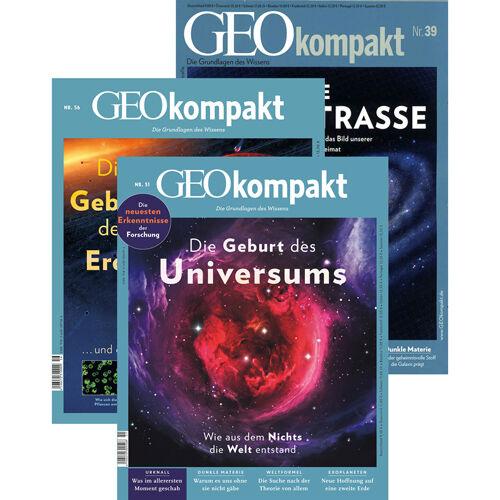 GEOkompakt Themenpakete