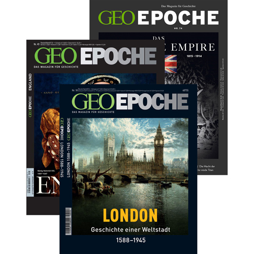GEO EPOCHE-Themenpakete
