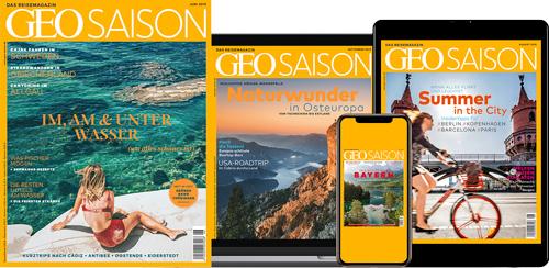 'GEO SAISON im Print-