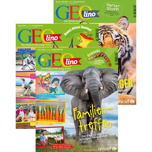 GEOlino Themenpakete
