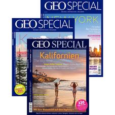 GEO SPECIAL Themenpakete