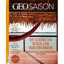 GEO SAISON Einzelausgaben