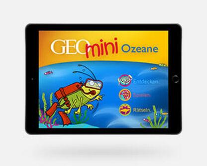 GEOmini-App Ozeane