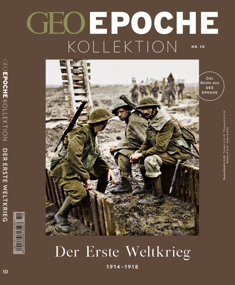GEO EPOCHE KOLLEKTION 10/2018