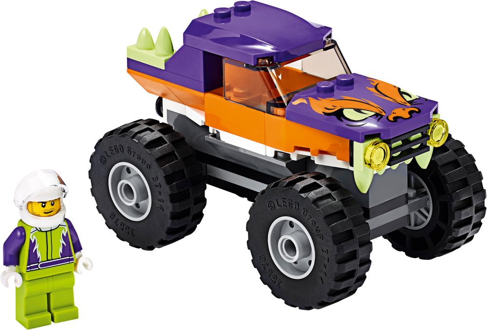 "LEGO City  ""Monster-Truck"""
