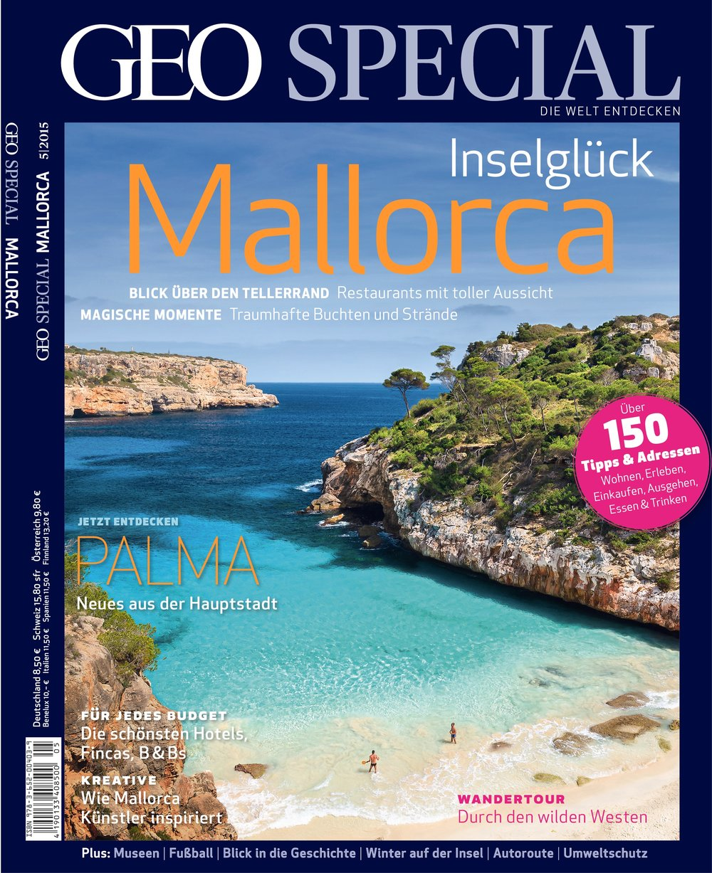 GEO SPECIAL 05/2015