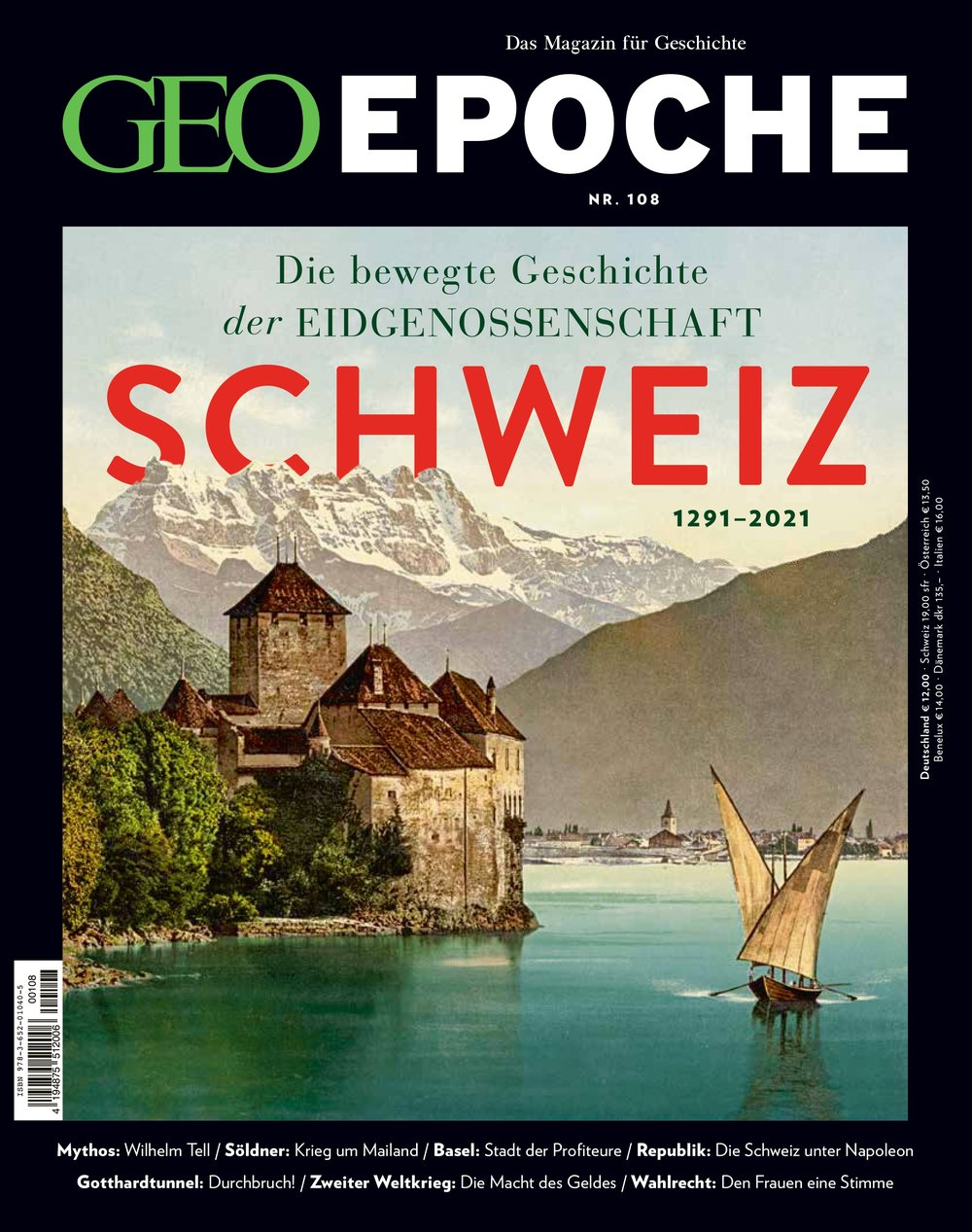 GEO EPOCHE Digital-Probeabo